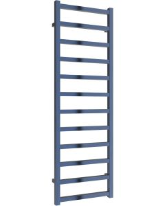 Fano - Blue Electric Towel Rail H1500mm x W485mm 600w Standard