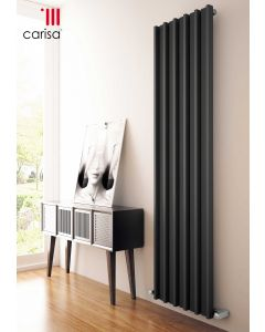 Barkod - Anthracite Vertical Radiator H1800mm x W290mm