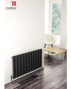 Barkod - Anthracite Horizontal Radiator H550mm x W560mm