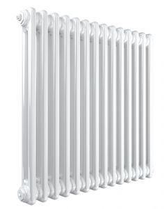 Stelrad Column - White Column Radiator H500mm x W628mm 2 Column