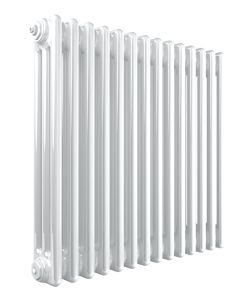 Stelrad Column - White Column Radiator H500mm x W444mm 3 Column