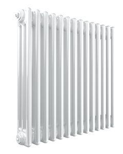 Stelrad Column - White Column Radiator H600mm x W858mm 3 Column