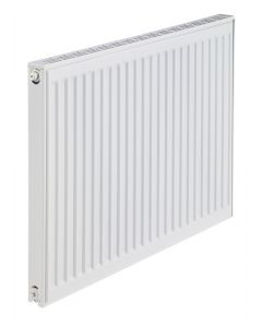 K1 - Type 11 Single Panel Central Heating Radiator - H600mm x W600mm