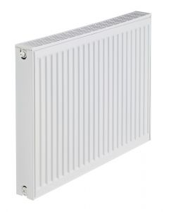 P+ - Type 21 Double Panel Central Heating Radiator - H600mm x W700mm