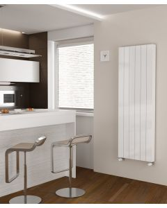K-Flat Premium - Type 20 Double Panel Vertical Central Heating Radiator - H1800mm x W300mm