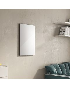 Glass Infrared - White Infrared Heaters H600mm x W900mm 600w Standard