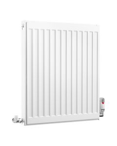 K-Rad - Type 21 Double Panel Central Heating Radiator - H600mm x W500mm