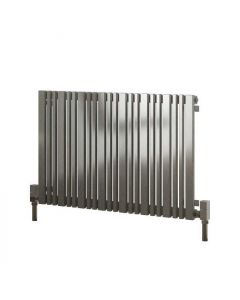 Versa - Stainless Steel Horizontal Radiator H600mm x W415mm