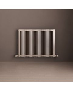 Stripe - Stainless Steel Horizontal Radiator H600mm x W795mm