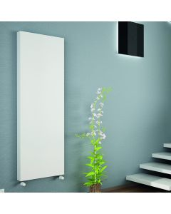 K-Flat - Type 10 Single Panel Vertical Central Heating Radiator - H1800mm x W300mm
