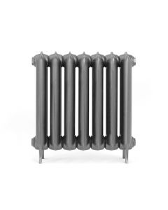 Plain - Cast Iron Radiator H620mm x W606mm 2 Column