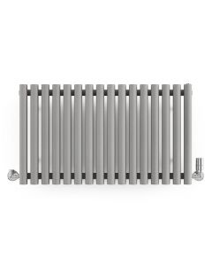 Rolo-Room - Salt & Pepper Horizontal Designer Radiators H500mm x W865mm Single Panel