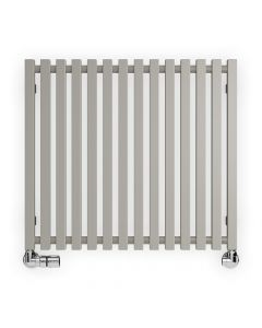 Triga - Stone Horizontal Designer Radiators H610mm x W680mm Single Panel